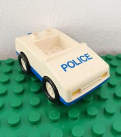 Lego Duplo politie auto los oud model