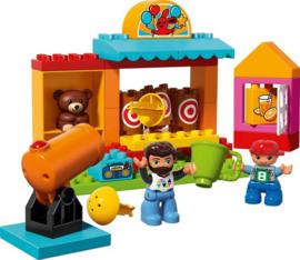 LEGO DUPLO Schiettent - 10839