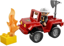 Lego Duplo brandweercommandant 6169 Quad