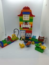 Lego Duplo mijn allereerste bouwset 4631