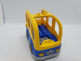 Lego Duplo gele bus