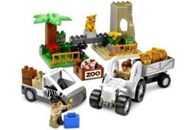 Dierentuin voertuigen 4971