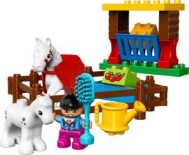 LEGO DUPLO Paarden - 10806