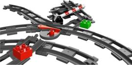 Lego Duplo trein rails 10506 Uitbreidingsset