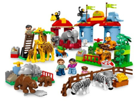 Duplo 5635 stadsdierentuin  met doos