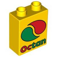 Duplo blokje Octan