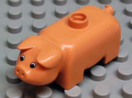 Duplo dieren : varken groot tweede editie