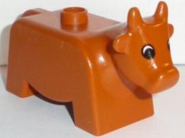 Duplo dieren : volwassen koe retro 2