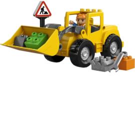 Lego Duplo grote voorlader 10520 met doos