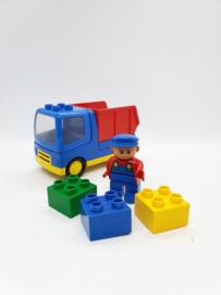 Lego Duplo vrachtwagen set  2606