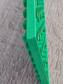 B-keuze Duplo bouwplaat 8x16 licht groen beschadigd