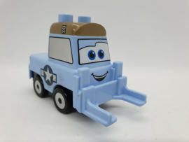Duplo Cars heftruck Guido