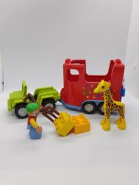 Lego Duplo 10550 Circustransport