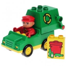 Duplo vuilnisman 2613