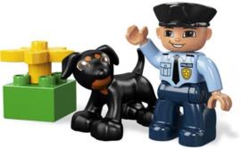 Duplo politieagent 5678