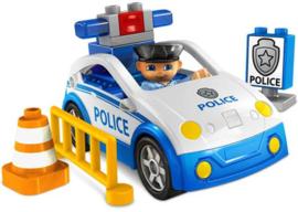Lego Duplo politie auto - Politiepatrouille 4963