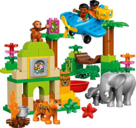 Duplo Jungle 10804 met doos