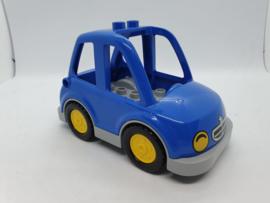 Lego Duplo auto blauw