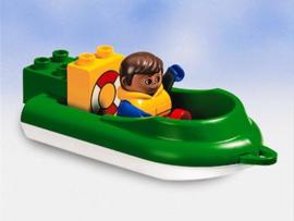 Duplo motorboot 2684