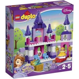LEGO DUPLO Sofia het Prinsesje Koninklijk Kasteel - 10595 met doos