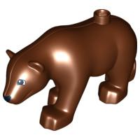Duplo dieren: Grote bruine beer