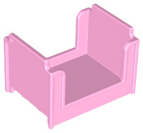 Lich Roze bed