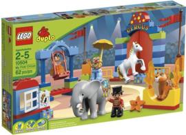 Lego Duplo groot circus 10504 met doos