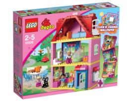 Lego Duplo speelhuis 10505 met doos