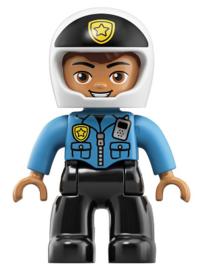 Politie agent Aaron nieuw