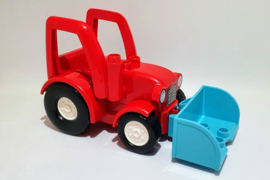 Duplo tractor los 2021 nieuw