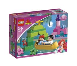 LEGO Duplo Disney Princess Ariel's Magische Rondvaart - 10516 met doos