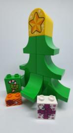 Duplo kerstboom met cadeautjes - nieuw