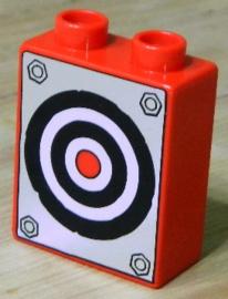 Duplo doelwit blokje