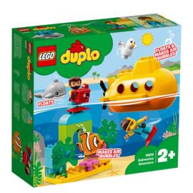 LEGO DUPLO Avontuur met Onderzeeër - 10910 met doos