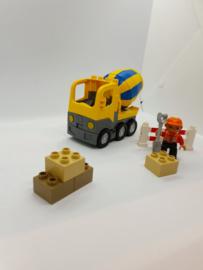 LEGO Duplo Ville Betonmixer - 4976