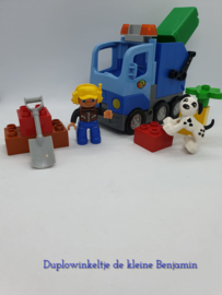 Lego Duplo Vuilniswagen 10519
