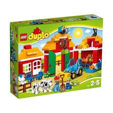 Duplo 10525 Grote boerderij met doos