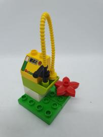 Lego Duplo trein 10508 tankstation