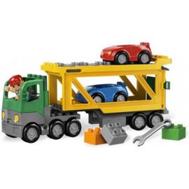 Lego Duplo 5684 autotransport compleet