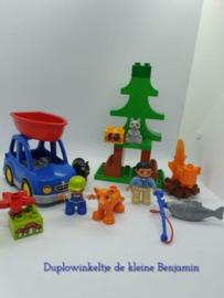 Lego Duplo boot visstochtje 10583