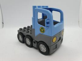 Lego Duplo vrachtauto blauw