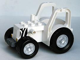 Lego Duplo dierentuin tractor
