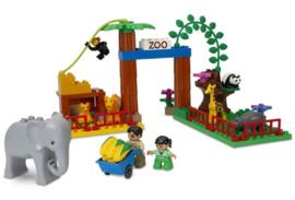 Duplo speelse dierentuin 4663
