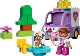 LEGO DUPLO Doc McStuffins Rosie de Ambulance - 10605