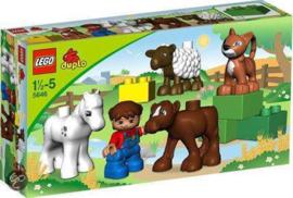 Lego Duplo 5646 dierenverzorging met doos