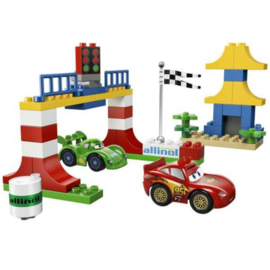 Lego Duplo 5819 - Cars Tokyo race