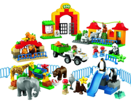 Lego Duplo dierentuin en dieren