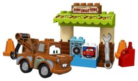 LEGO DUPLO Cars 3 Takels Schuur - 10856