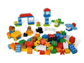 Lego Duplo bouwen en spelen 150 stuks 4629