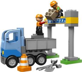 Duplo werk aan de weg 5652